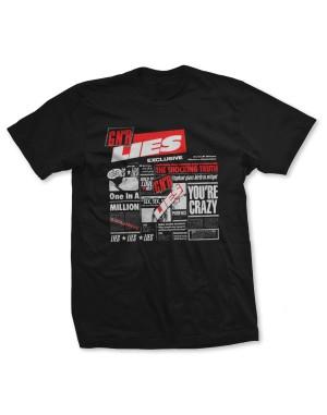Guns N Roses Men's GNR Lies T-Shirt