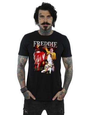 Freddie Mercury Men's Freddie Mercury Homage T-Shirt