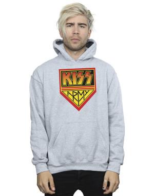KISS Men's Army Sweatshirt