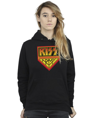 KISS Women's Army Hoodie