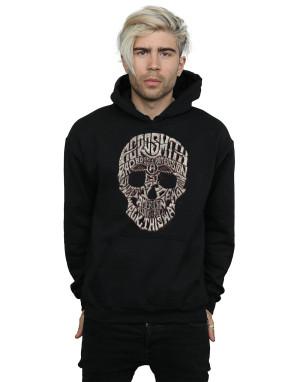 Aerosmith Men's Skull Hoodie