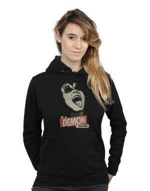 KISS Women's Rock God Hoodie