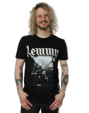 Motorhead Men's Lemmy Tribute T-Shirt