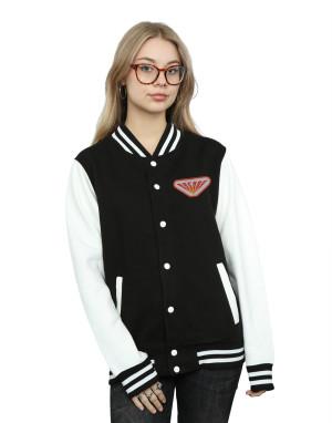 Lucky Seven Women's The Palace Arcade Varsity Jacket