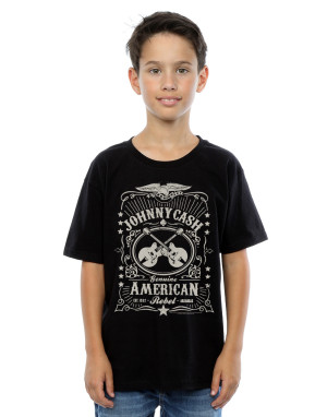 Johnny Cash Boys American Rebel T-Shirt