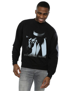 Jay Z Men's Reasonable Doubt Album Cover Sweatshirt