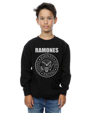 Ramones Boys Presidential Seal Sweatshirt