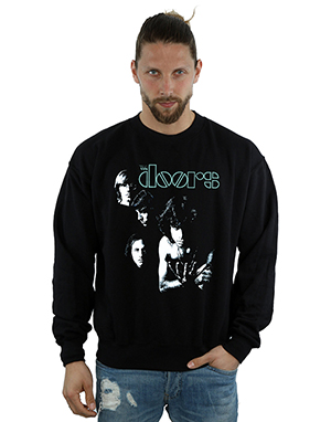 The Doors Men's Light Photo Sweatshirt