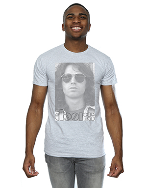 The Doors Men's Soul Kitchen T-Shirt