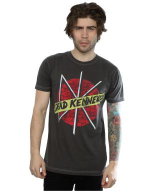 Aftershow Men's Dead Kennedys Brick Circle T-Shirt