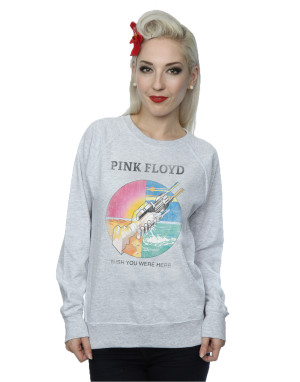 Pink Floyd Women's Wish You Were Here Prism Sweatshirt