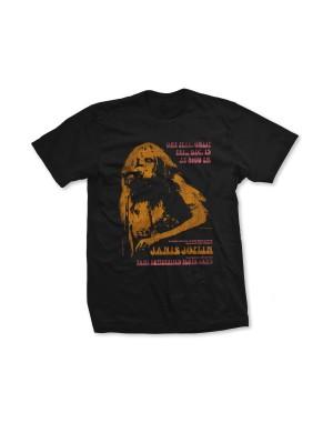 Janis Joplin Girls Madison Square Garden T-Shirt