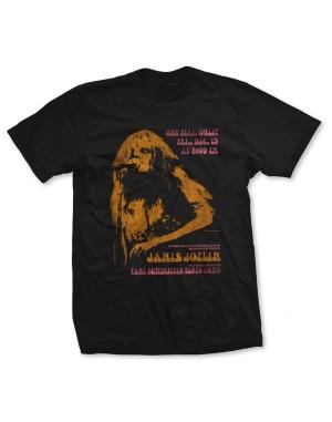Janis Joplin Men's Madison Square Garden T-Shirt