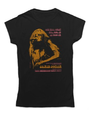 Janis Joplin Women's Madison Square Garden T-Shirt