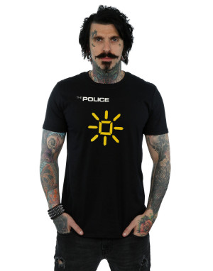 The Police Men's Invisibe Sun T-Shirt