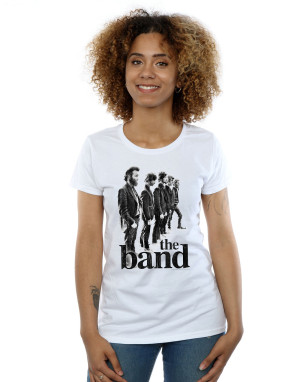 The Band Women's Line Up Slim Fit T-Shirt