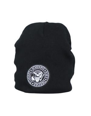 Ramones Beanie Hat: Presidential Seal