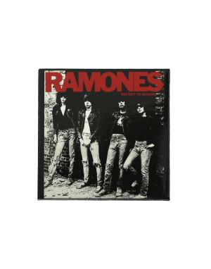 Ramones Fridge Magnet: Rocket To Russia
