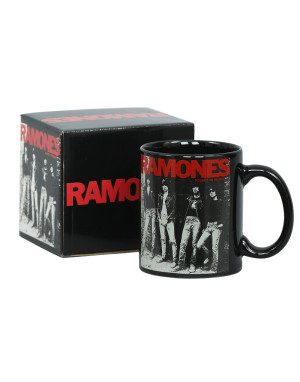 Ramones Boxed Standard Mug: Rocket To Russia