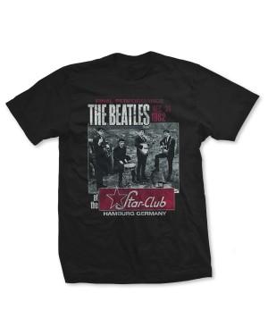The Beatles Men's Star Club Hamburg T-Shirt