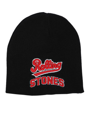 The Rolling Stones Beanie Hat: Team Logo