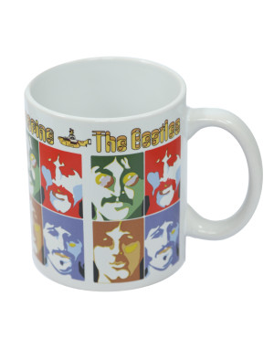 The Beatles Boxed Standard Mug: Yellow Submarine Sea Of Science
