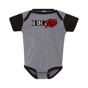 Big23 Onesie - Black
