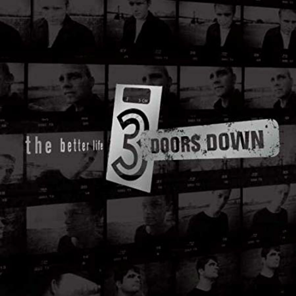 3 Doors Down The Better Life LP