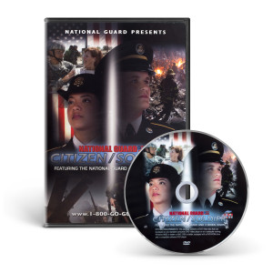 "National Guard ""Citizen Soldier"" DVD"