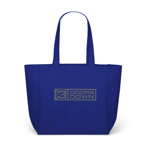 3 Doors Down Beach Bag