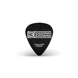 Guitar Pick - Black