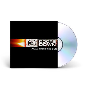 3 Doors Down Away from the Sun CD