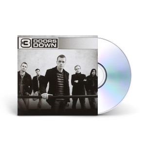 3 Doors Down Self Titled CD