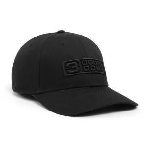 3 Doors Down Ballcap- Black on Black