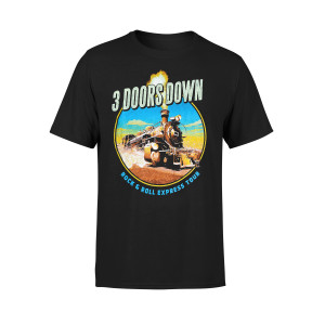 2018 Rock & Roll Express Tour T-Shirt