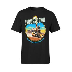 2018 Rock & Roll Express Tour T-Shirt