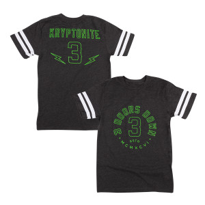 3 Doors Down Vintage Smoke Football Tee KRYP