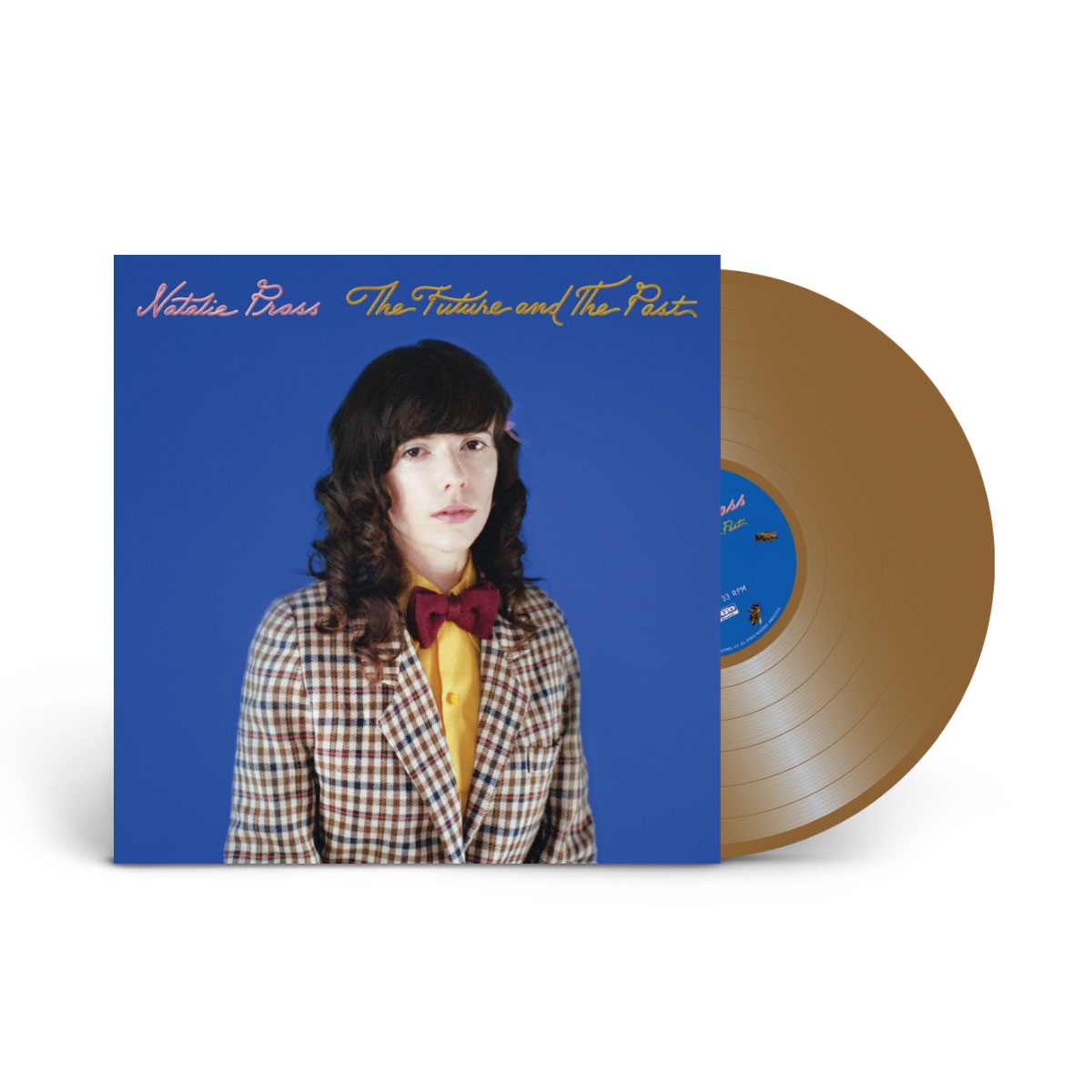 The Future and the Past Limited-Edition Bronze Vinyl