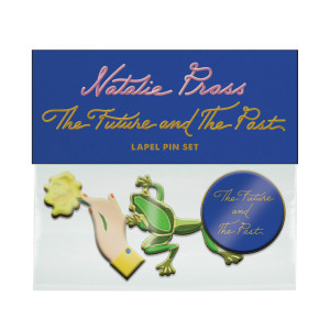 The Future and the Past 3-Pack Enamel Pins