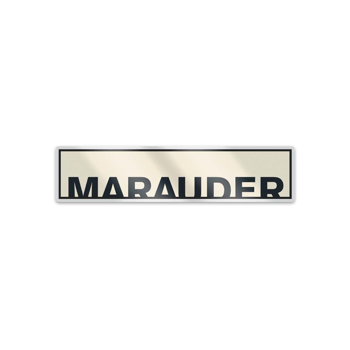 Interpol Marauder Badges