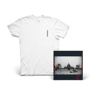 Marauder Album + T-Shirt