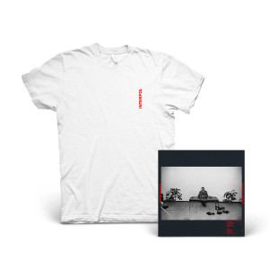 Marauder Album + T-Shirt