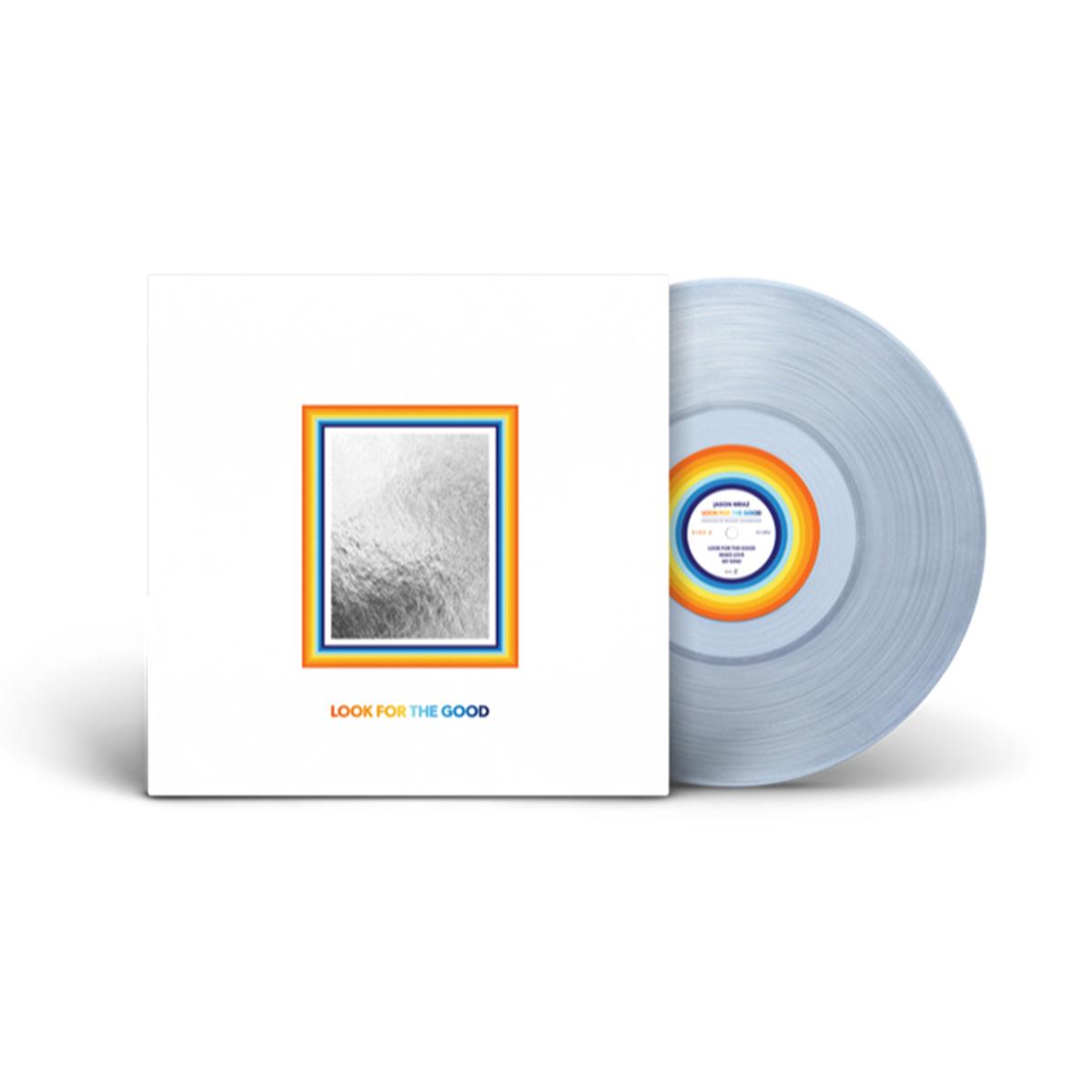 Look For The Good Clear Vinyl + Slipmat Bundle