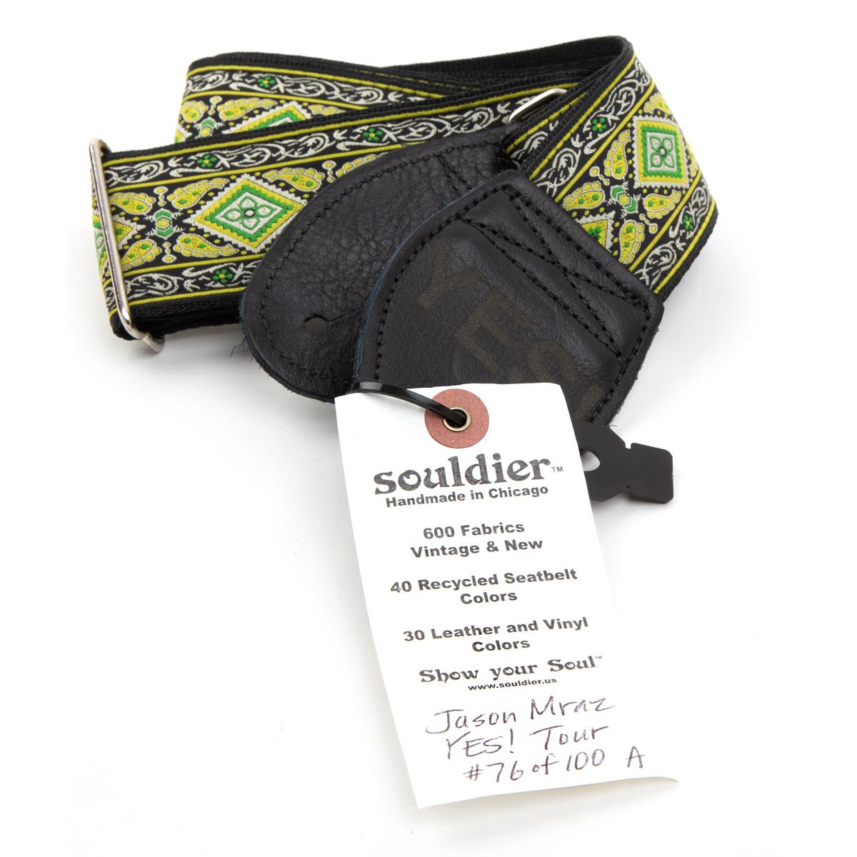 Souldier Limerick Guitar Strap