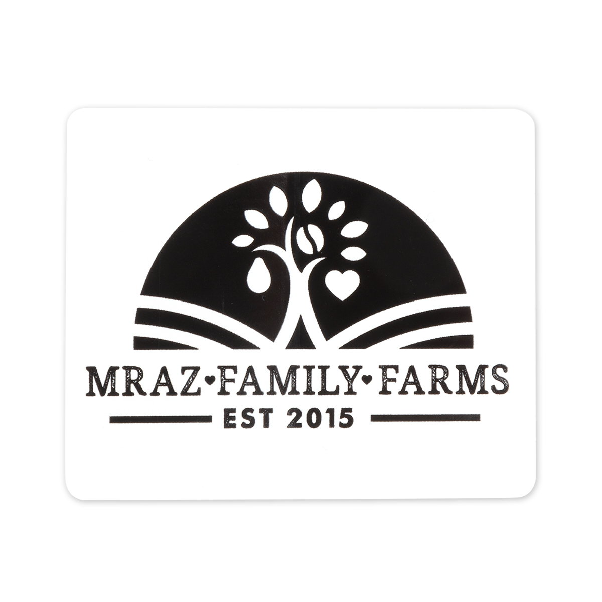 Mraz Family Farms Sticker