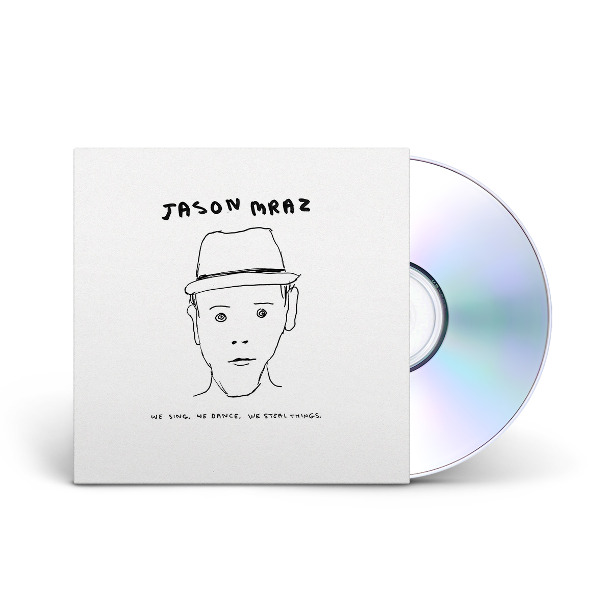 Jason Mraz We Sing. We Dance. We Steal Things. CD