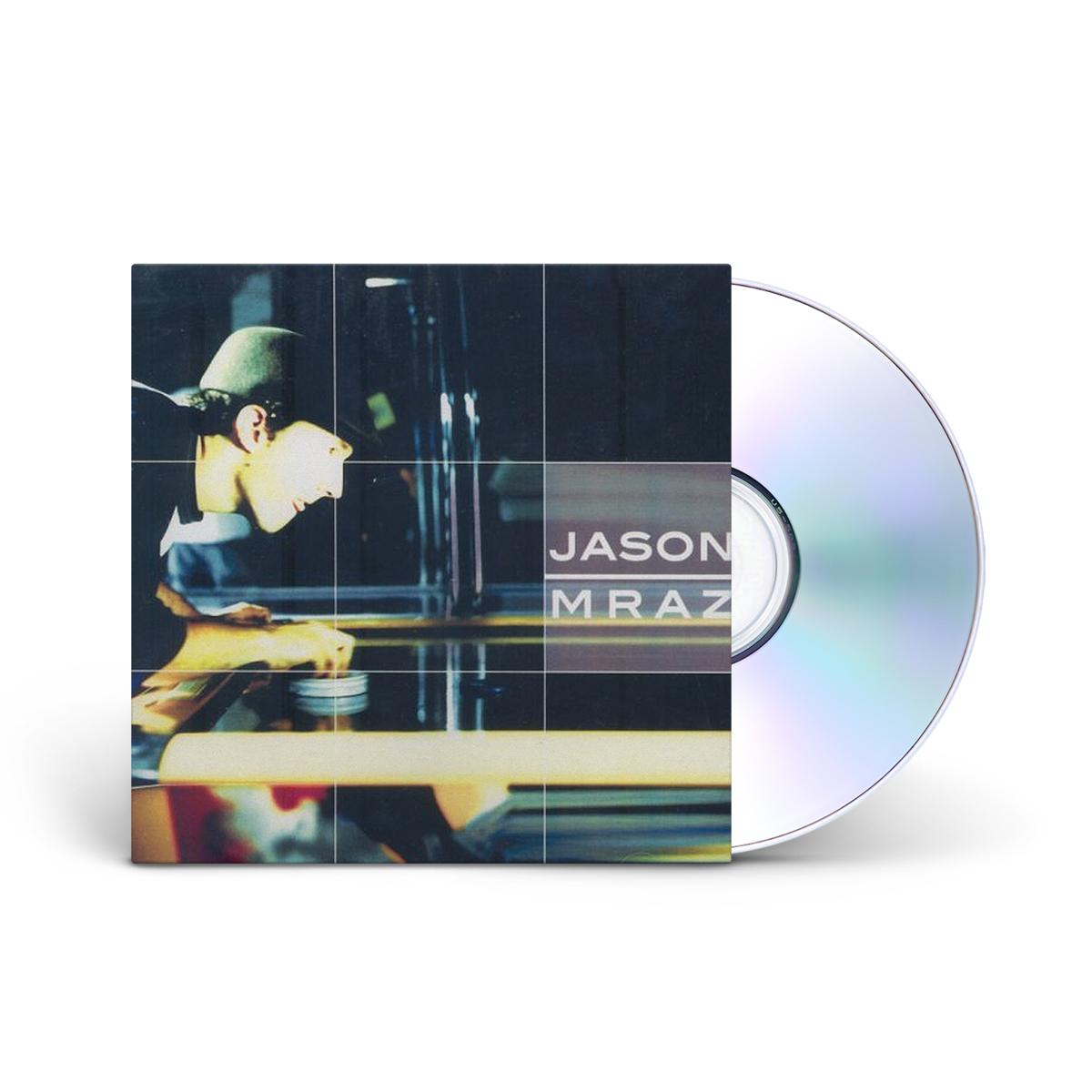 Jason Mraz Live And Acoustic 2001 CD
