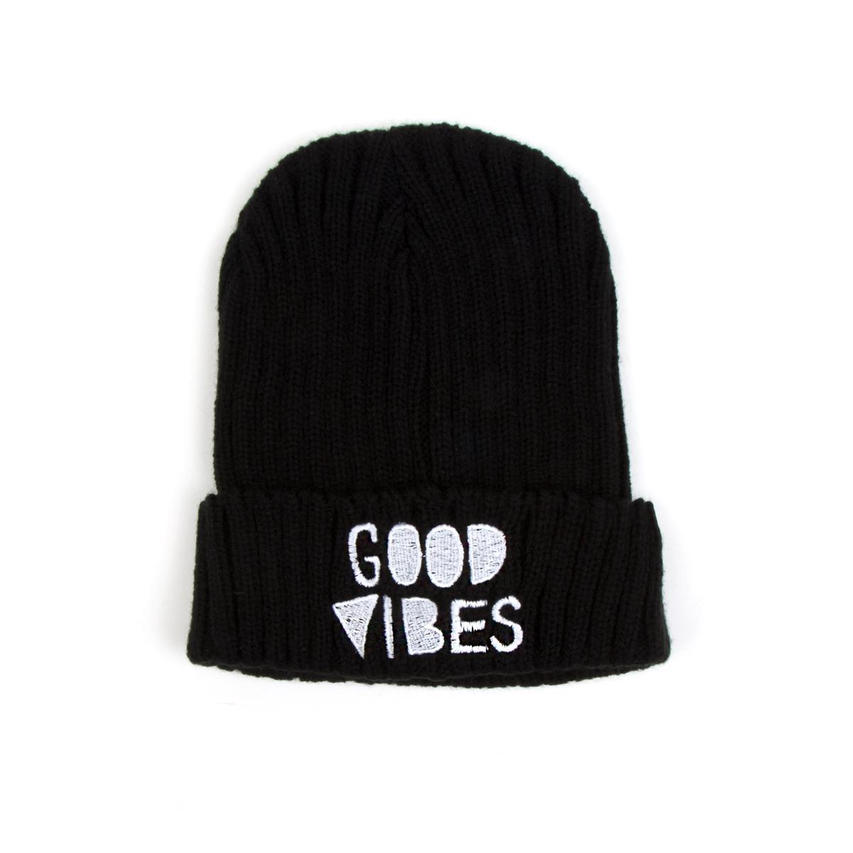 Good Vibes Beanie