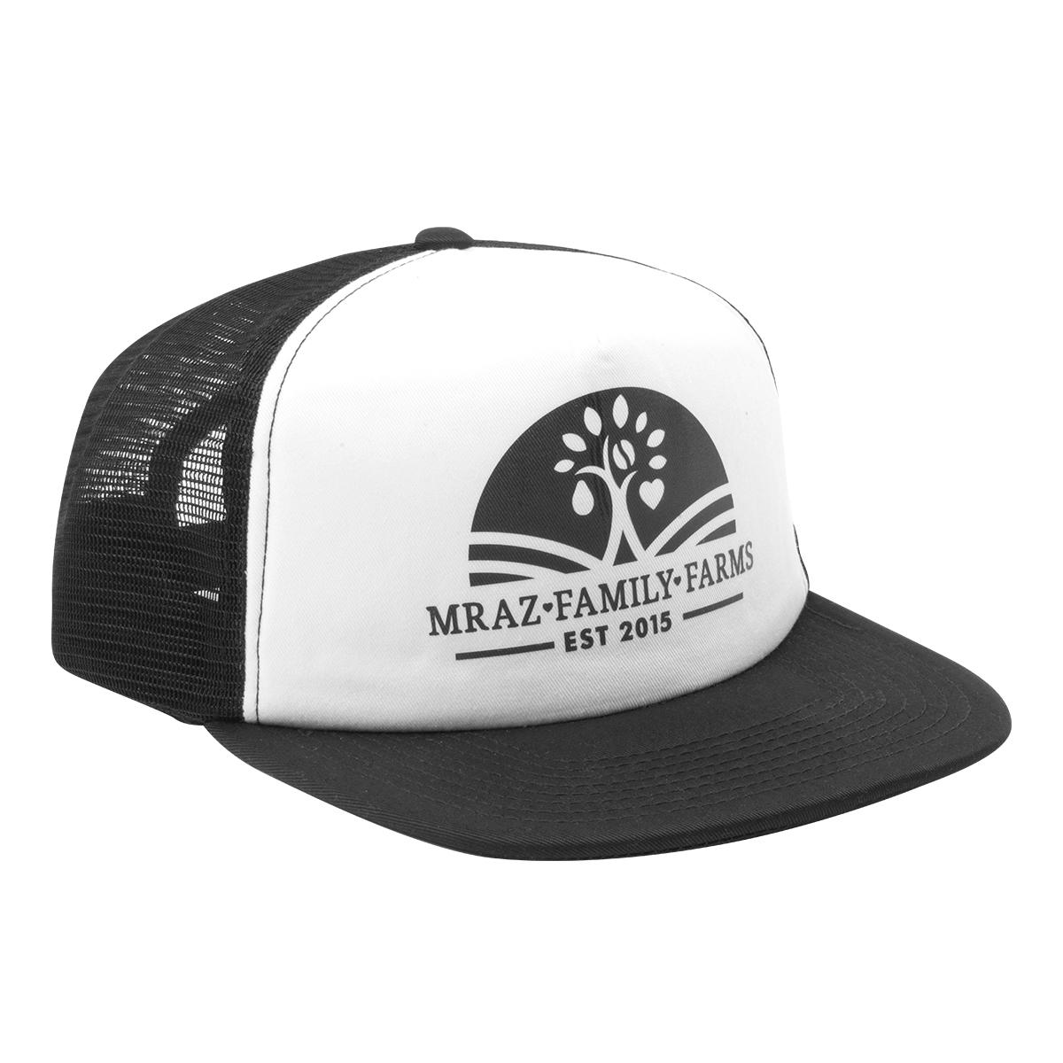 Mraz Family Farms Trucker Hat