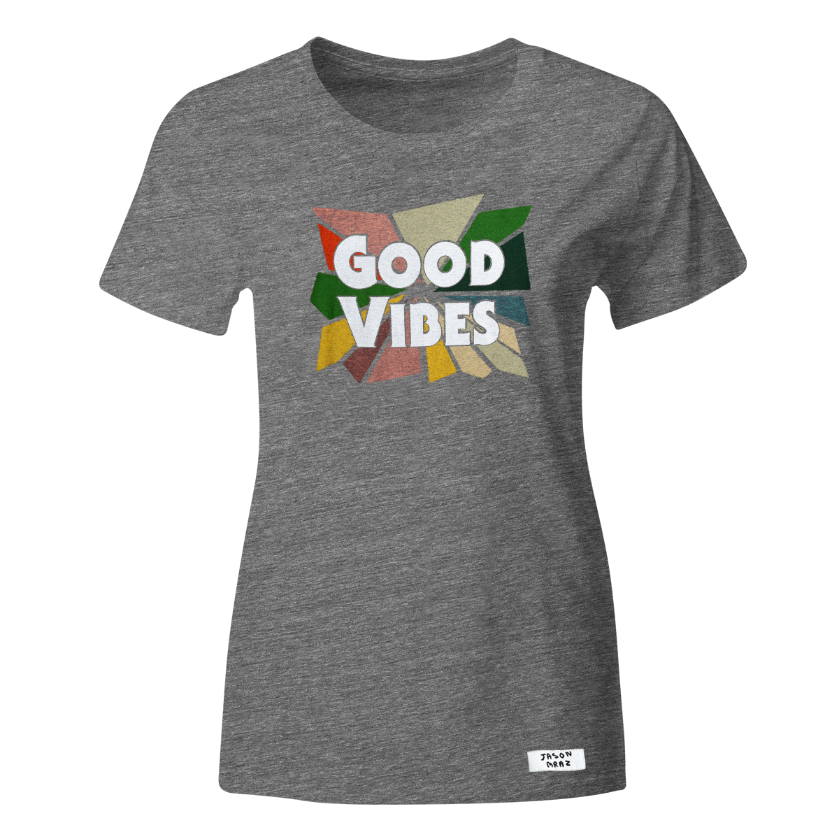 Ladies Good Vibes Tour T-Shirt